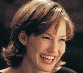 Joey Lauren Adams // I love her smile!