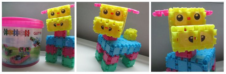 Construire, créer et inventer milles et une chose avec les Clics {#Concours}{#Clics}{#ClicsToys}{#Leblogdemamanlulu}
