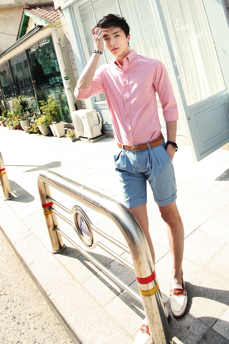 Preppy | every guy need dress like this