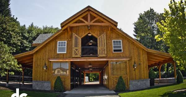 Hold Your Breath and Don't Move, Because This Barn Home Is Like Nothing You've Seen Before