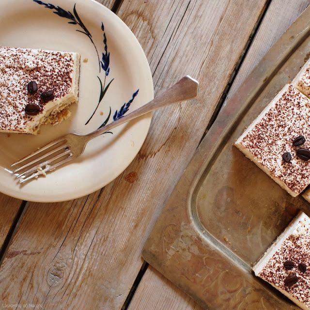 Laskominy od Maryny: Kávový cheesecake