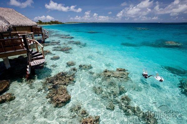 Poďme sa izolovať: Obzrite si najkrajšie ostrovy sveta | Dromedár.sk