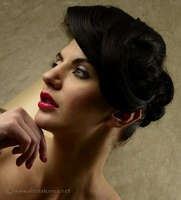 Our first Beauty and Fashion Shoot with the PROs..  http://www.shotstories.net/2012/07/shooting-beauty.html