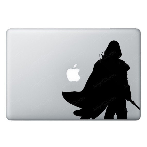 Macbook Decals Sticker Stickers Decal Apple by JellyXStudio, $7.90