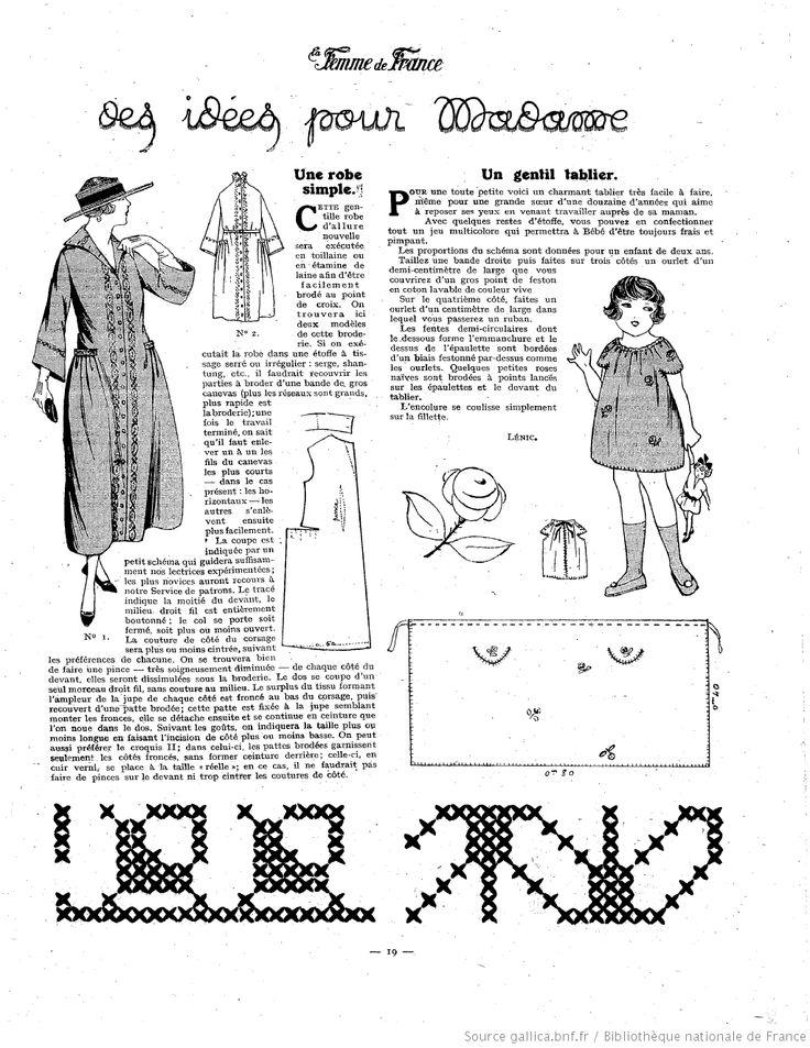 La Femme de France 1921/09/11