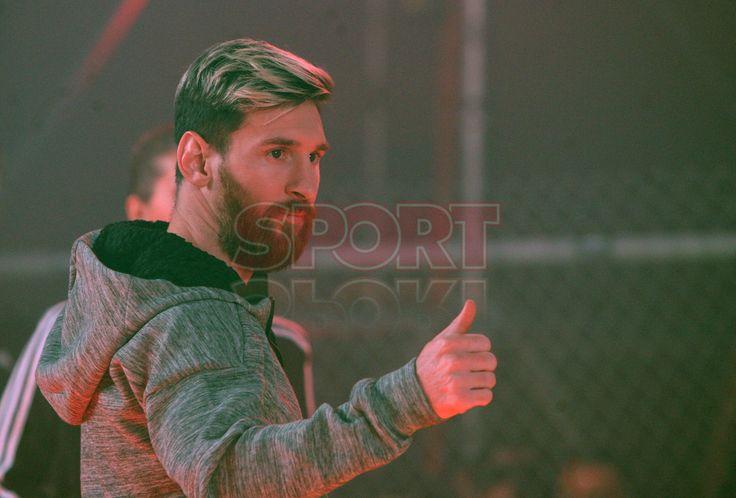 Presentación nuevas botas de Leo Messi