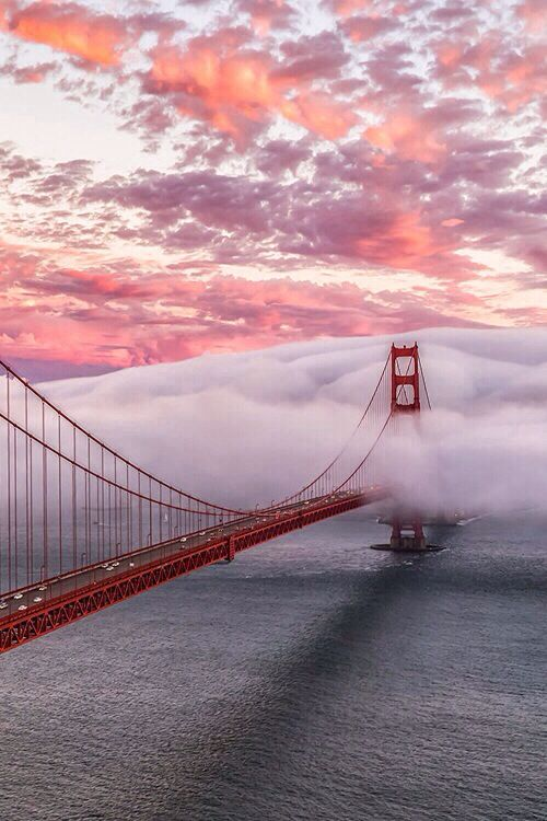Golden Gate, San Francisco.  dance your first dance under this iconic view