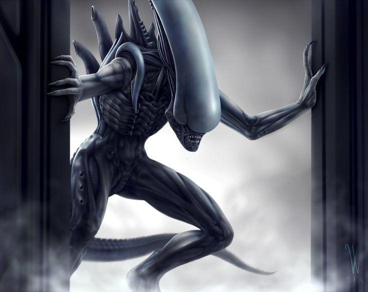Ultramorph-Alien II by Woodvile on DeviantArt