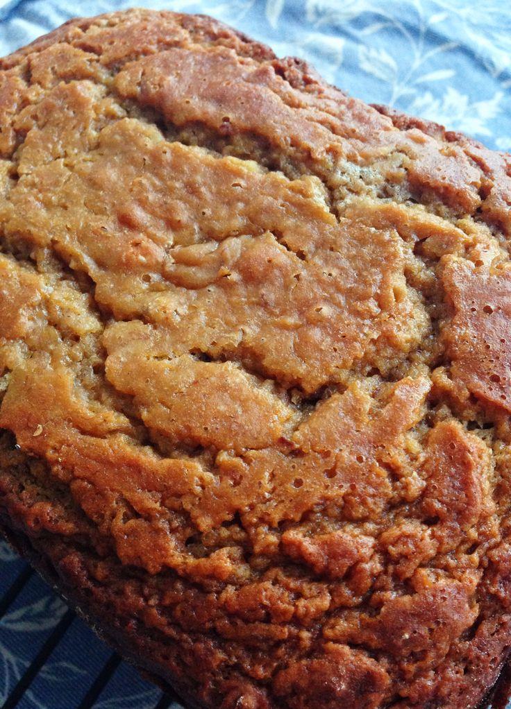 banana nut bread bread machine recipe