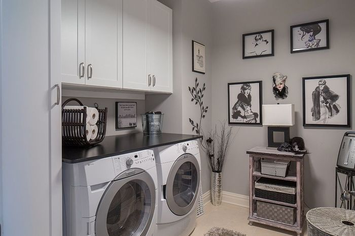 20 небольших хозяйственных комнат – Вдохновение