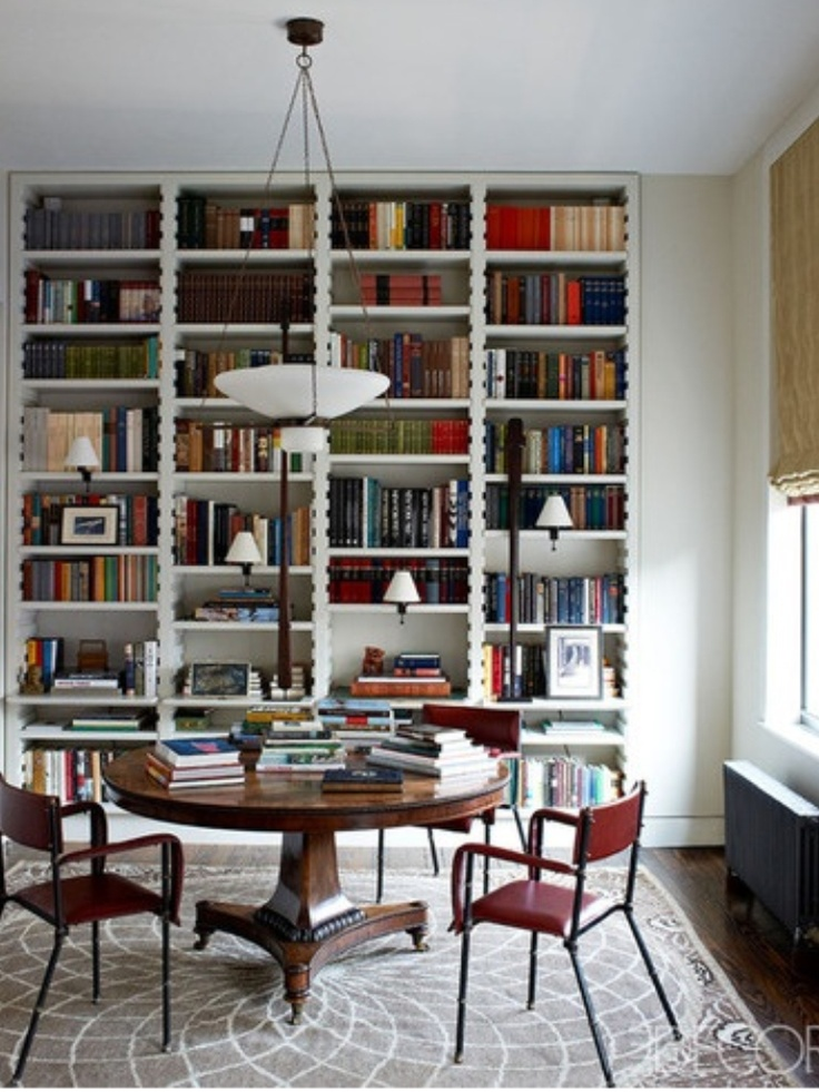 1000 Images About I Turned My Dining Room Into A Library On Pinterest Boo