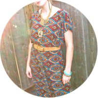 see|cate|create » inspiring you to live creativelyEasy to Sew Maxi Dress | DIY Kimono Style Dress