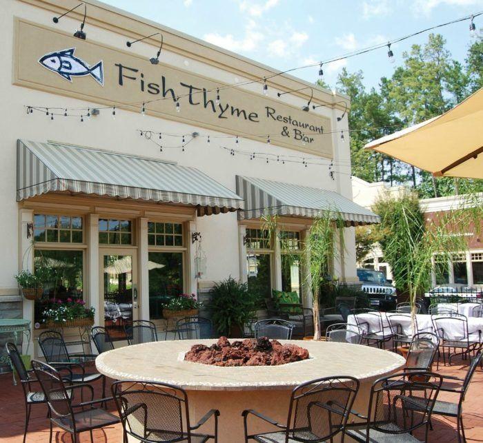 6. Fish Thyme 3979 S Main St, Suite 100, Acworth, GA