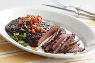 Classic Chipotle Steak recipe