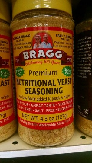 Whole foods nutritional yeast