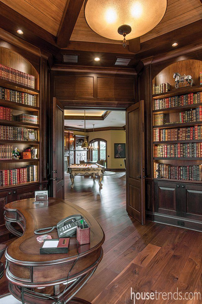 home office decorators tampa tampa. Is It Hard To Work When A Billiard Table Beckons From The Next Room? Home Office Decorators Tampa