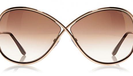 b1aedd01d21809 Tom Ford Oversized Soft Square Sunglasses in Rose Gold via  zieben   ZiebenMare  TomFord. Tom FordAccessoires De BijouxTomsCarrésOr RoseLunettes  De Soleil