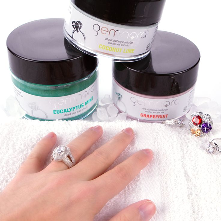 The best of Gemnora... luxurious lotion, scrubs, and jewelry.  JOIN US FOR FREE TOTALLY!  http://www.gemnora.com/shop/ellenlevinas/signup