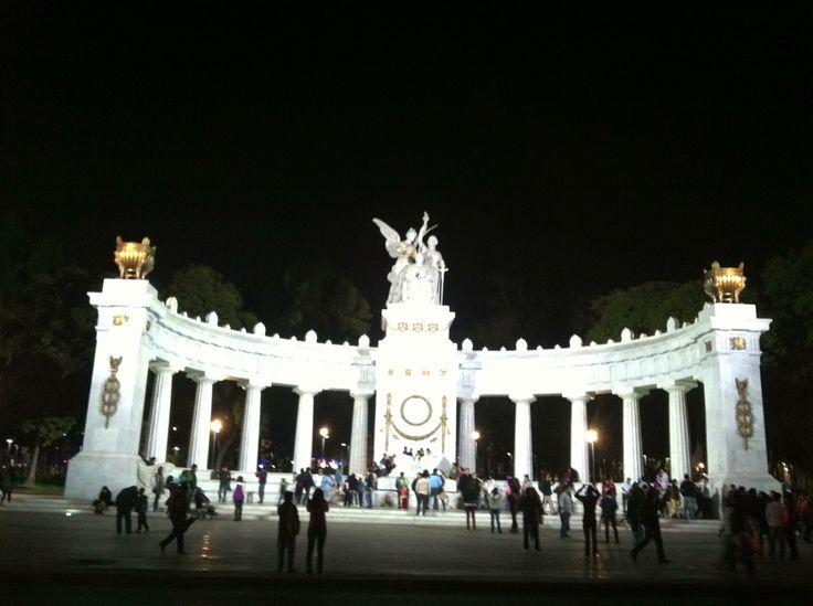 Hemicilo a Juárez, Alameda Central, Centro Histórico de la Ciudad de México