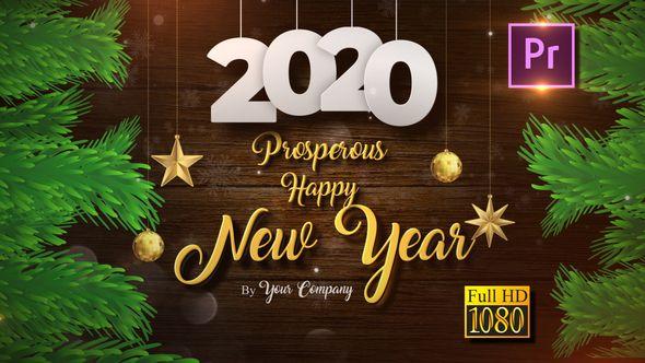 Christmas & New Year Opener 2020 Christmas and New Year Opener 2020 | Merry christmas and happy new
