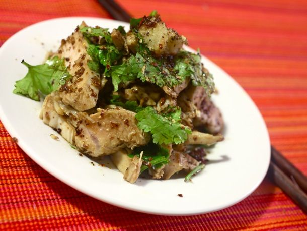 Thanksgiving Leftovers: Sichuan-Style Hot and Numbing Sliced Turkey | Serious Eats : Recipes
