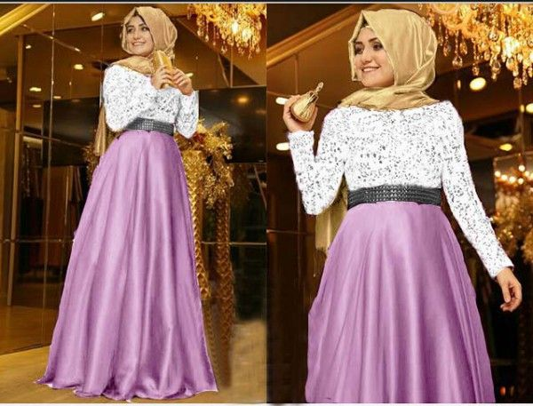 1000 Images About Baju Gamis Syar 39 I On Pinterest