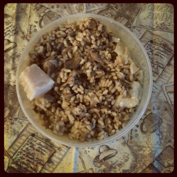 20.11  Andreina_ risotto ai funghi e formaggio