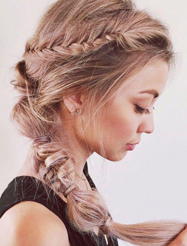 Rosé hair, anyone?
