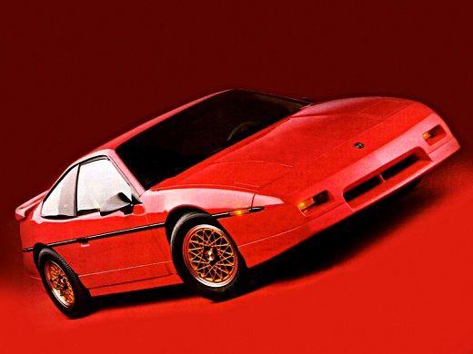 Pontiac Fiero – Istorija #Pontiac   #PontiacFiero