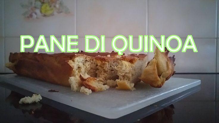 Ricetta del Pane con farina di Quinoa fatto in casa (Per tutti i gruppi:...