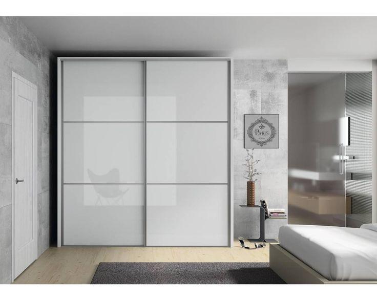 Puertas correderas armarios y vestidores www for Puertas roperos empotrados ikea