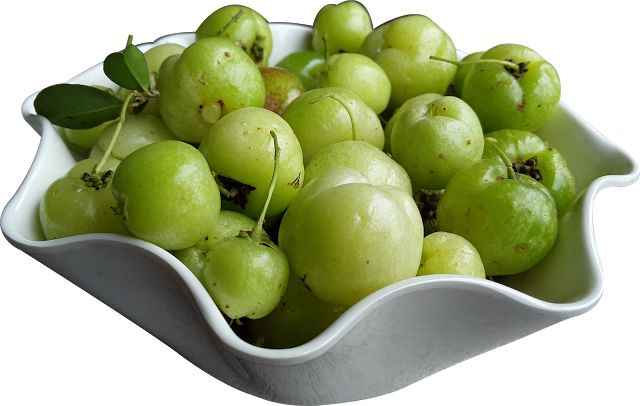 Green Acerola Cherries - Konkani Tender Bamboo Pickle / Kirlu Ambada Nonche - A crisp, tangy and thrillingly delicious pickle to sweep you off your feet!  Mouthwatering Food Recipes