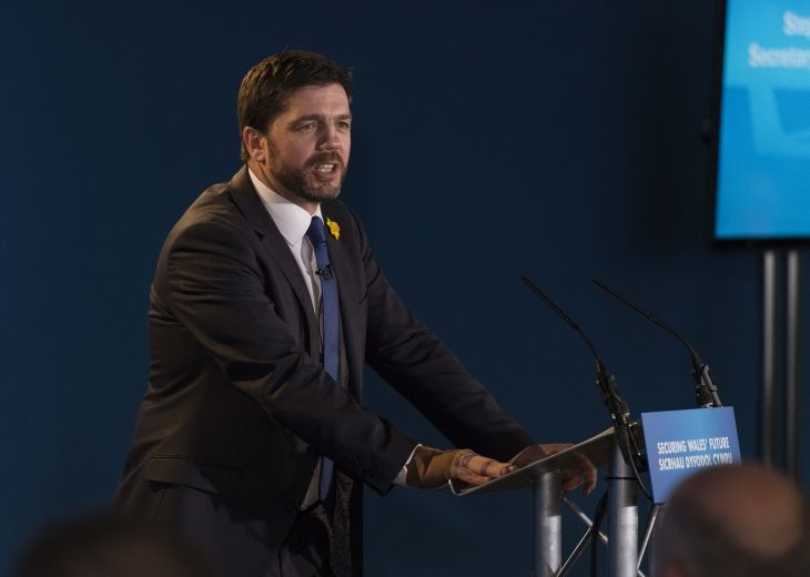Stephen Crabb replaces Iain Duncan Smith at the Department of Work and Pensions