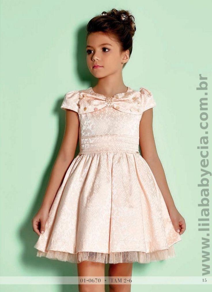 Vestido Infantil Diforini para você que Gosta de EXCLUSIVIDADE Moda Infanto Juvenil