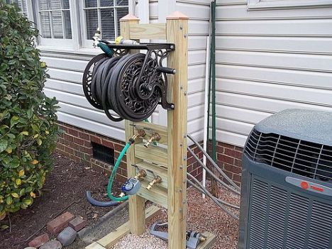 Multi Garden Hose Solution!