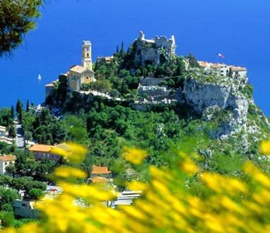 Have been to Eze & Grasse but would love to see this again. :)