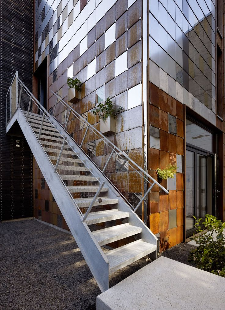 Best 25 Exterior Stairs Ideas On Pinterest Contemporary Stairs Concrete Stairs And Concrete
