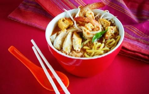 Some like it hot! And here's a great Malaysian Curry Laksa to enjoy year round.