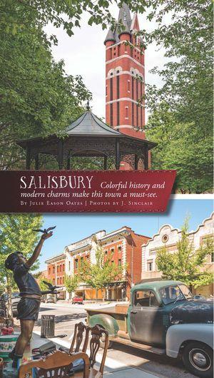 Salisbury nc to charlotte nc