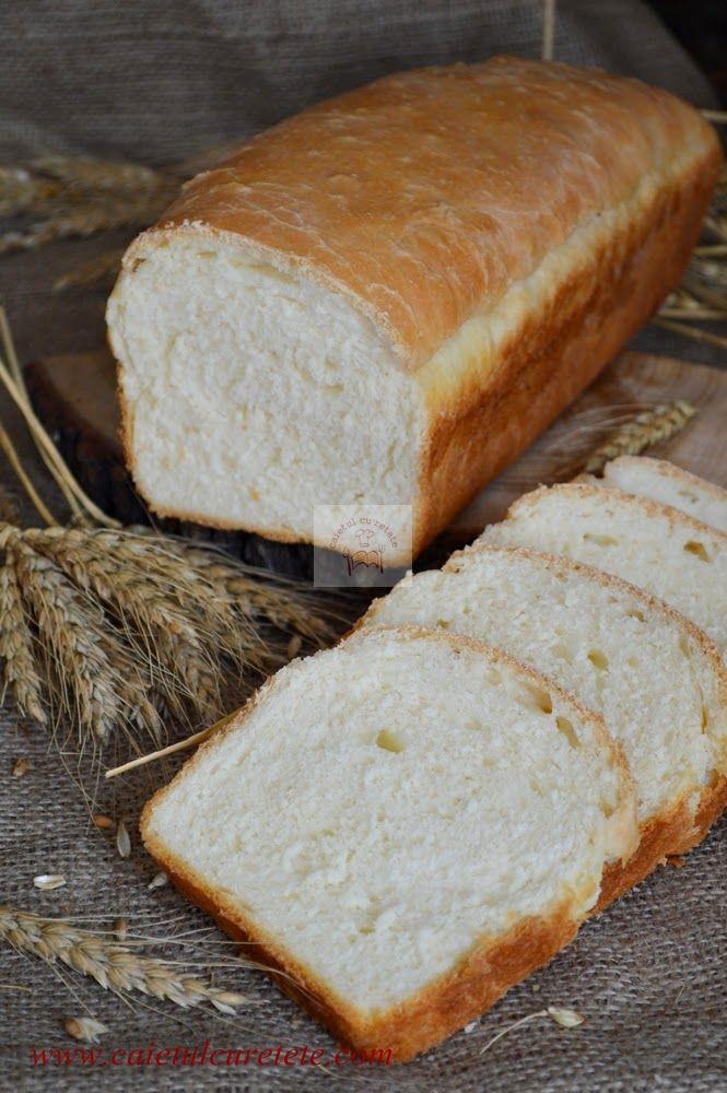 Paine pentru sandvisuri | CAIETUL CU RETETE