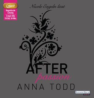 Eine Bücherwelt: Anna Todd - After Passion Band 1