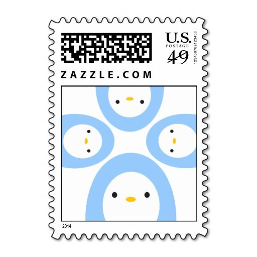 Best Penguin Postage Stamps Images On   Postage