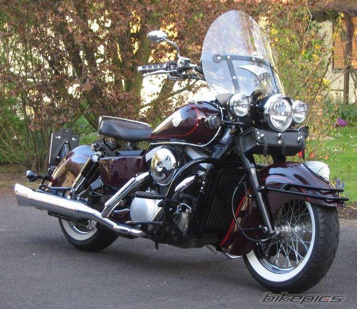 Kawasaki Drifter F A