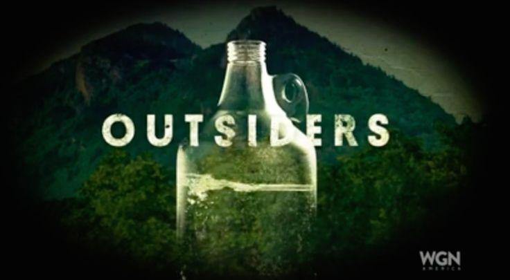 Outsiders U S Tv Series Wikipedia Outsiders Series Tv Wikipedia The Outsiders Outsiders Tv Outsiders Tv Show