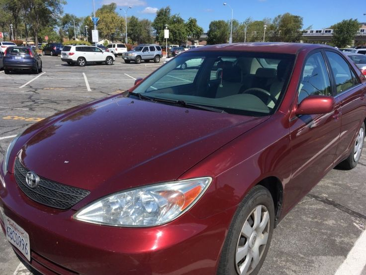 Cool Great 2003 Toyota Camry  2003 Toyota Camery good condition 2017 2018