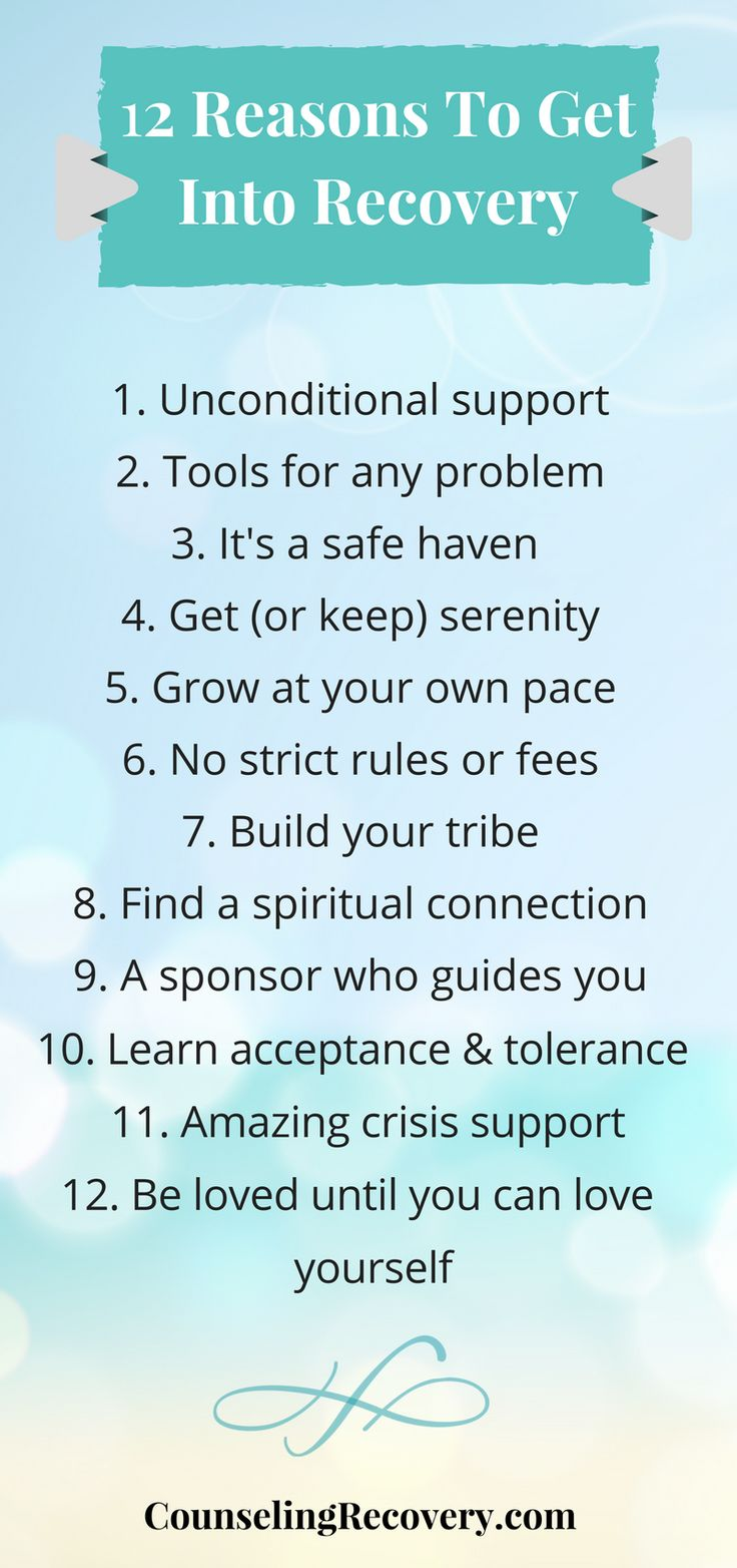 I love 12 step programs because they offer so much support - FREE! You get the tools you didn't learn growing up by working the steps and utilizing the principles of surrender, acceptance and powerlessness.