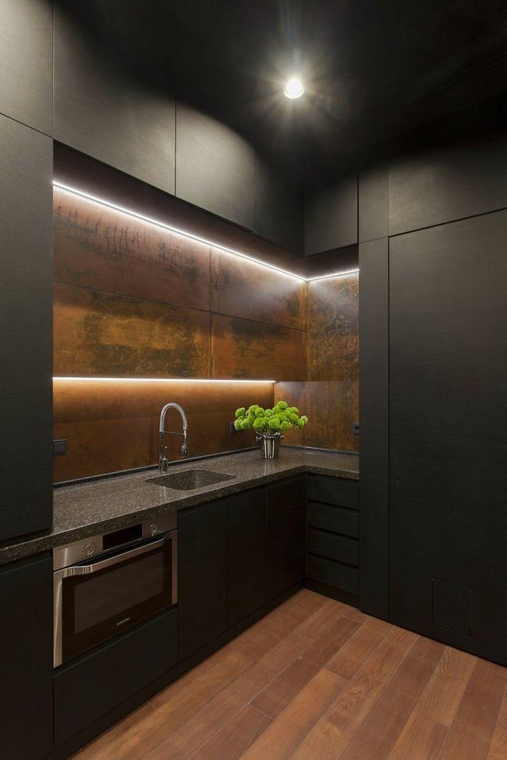 Thai-inspired contemporary apartment in Kiev