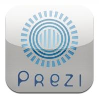 Prezi: View your Prezi presentations on your iPad, iPhone, or Android device. View other Prezi presentations to gain inspiration as well. #Presentation #FREE (Droid access available in the Google Play store)