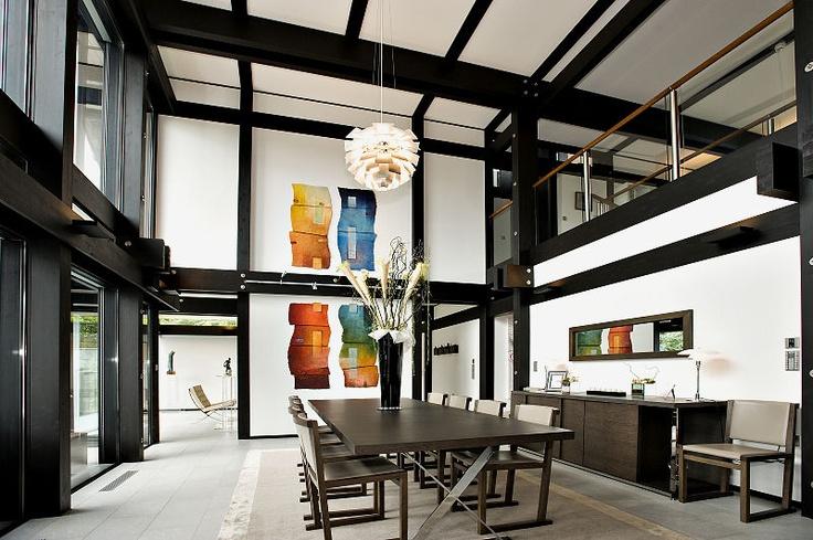 29 besten huf haus bilder auf pinterest wohnen haus design und moderne h user. Black Bedroom Furniture Sets. Home Design Ideas