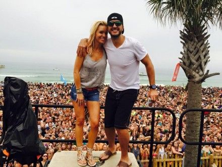 Luke Bryan and Caroline Boyer Bryan make some incredibly cute little boys!